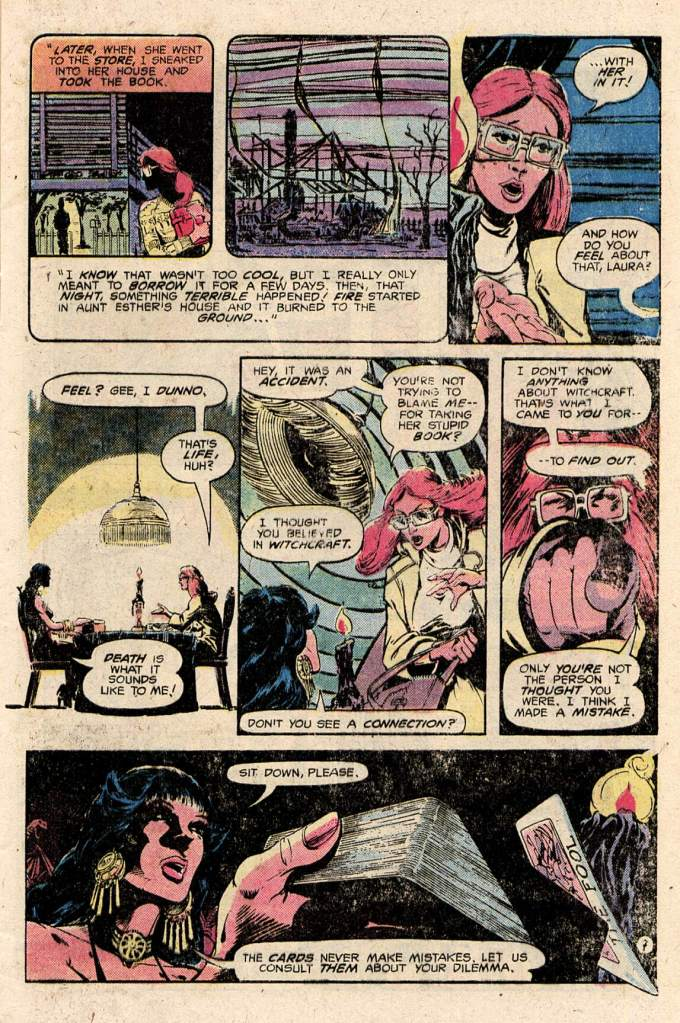 Madame Xanadu (1981) 01 - 08