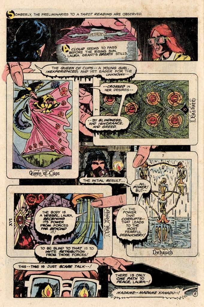 Madame Xanadu (1981) 01 - 09